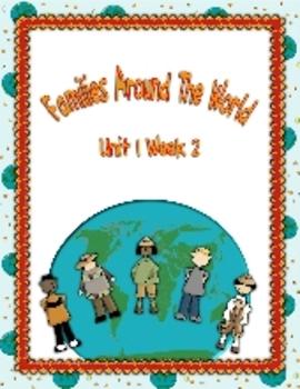 Wonders 1.2 Families Around the World