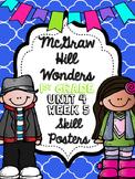 Wonders 1st Grade Unit 4 Week 5 Posters