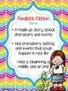Wonders 1st Grade Unit 5 Week 4 Posters