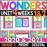 Wonders 2020 2nd Grade Unit 4: Weeks 1 and 2 Dear Primo Aligned Supplements