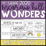 Wonders 2020 4th Grade Unit 5 Weeks 1-2 Reading Resources