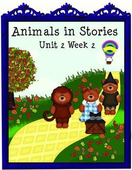 Wonders 2.2 Animals in Stories