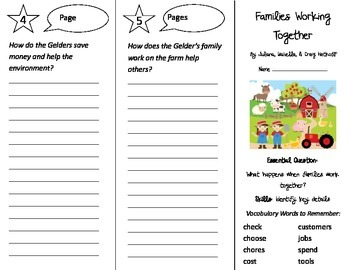 Wonders 2nd Grade Trifolds Bundle - Whole Year