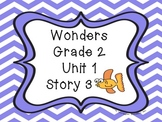 Wonders 2nd Grade Unit 1 Story 3 Not Norman {Vocabulary and Spelling Activities}