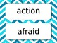 Wonders 2nd Grade Unit 1 Vocabulary