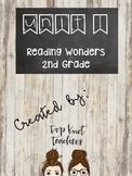 Wonders 2nd Grade Unit 1 Weeks 1-5 Posters