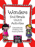 Wonders 2nd Grade Unit 3, Weeks 1-5