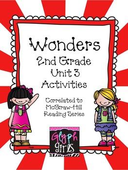 Wonders 2nd Grade Unit 3, Weeks 1-5