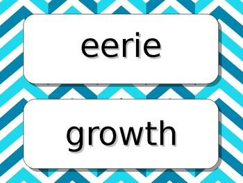Wonders 2nd Grade Unit 4 Vocabulary