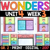Wonders 2nd Grade, Unit 4 Week 3: Dear Primo - A Letter to My Cousin Supplements