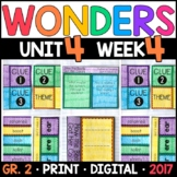 Wonders 2nd Grade, Unit 4 Week 4: How the Beetle Got Her Colors Supplements
