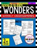 Wonders 2nd Grade Unit 5 Assessment GOOGLE SLIDES
