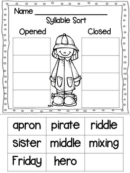 Wonders 2nd Grade Unit 6 Week 1 Activities