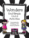 Wonders 2nd Grade Unit 6, Weeks 1-5