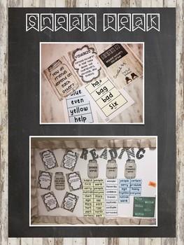 Wonders 2nd Grade Unit 6 Weeks 1-5 Posters