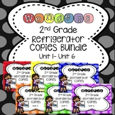 Wonders 2nd Grade Units 1-6 Bundle Refrigerator Copy
