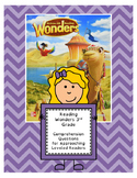 Wonders 3rd Grade Leveled Reader ?s - Approaching Level (a