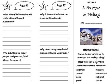 Wonders 3rd Grade Trifolds Bundle!