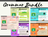 Digital-Wonders 3rd Grade- Unit 1 Grammar Bundle