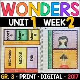 Wonders 3rd Grade, Unit 1 Week 2: Yoon and the Jade Bracel