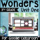 Wonders 3rd Grade Unit 1 - Digital