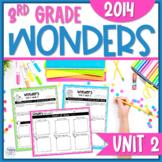 Wonders 3rd Grade Unit 2   Comprehension Questions, Graphi