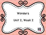 Wonders 3rd Grade Unit 2 Week 2 Flipchart