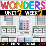 Wonders 3rd Grade, Unit 2 Week 2: The Castle on Hester Str