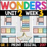 Wonders 3rd Grade, Unit 2 Week 3: Vote! Interactive Supplements