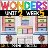 Wonders 3rd Grade, Unit 2 Week 5: Inventor Thinks Up Helic