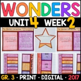 Wonders 3rd Grade, Unit 4 Week 2: The Talented Clementine Supplements