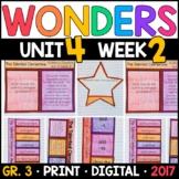 Wonders 3rd Grade, Unit 4 Week 2: The Talented Clementine