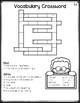 Wonders 3rd Grade Vocabulary Crossword Puzzles Unit 3