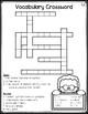 Wonders 3rd Grade Vocabulary Crossword Puzzles Unit 4