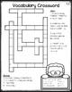 Wonders 3rd Grade Vocabulary Crossword Puzzles Unit 6