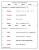 Wonders 3rd Grade Vocabulary Quizzes Unit 6