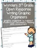 Wonders 3rd Grade Writing Graphic Organizers