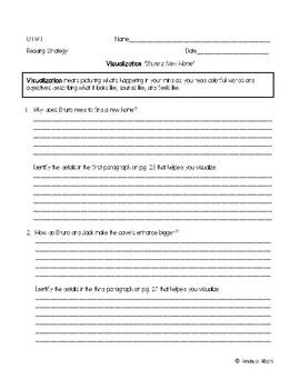 Wonders 3rd grade U1 W1 Resources