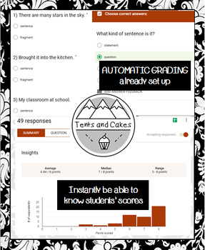 Wonders 4th Grade Google Digital Resources for Grammar Unit 1