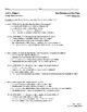 Wonders 4th Grade Literature Anthology Comprehension Checks- Unit 2