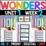 Wonders 4th Grade, Unit 1 Week 2: Experts, Incorporated Interactive Supplements