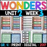 Wonders 4th Grade, Unit 2 Week 3: The Buffalo Are Back Int