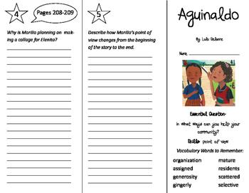 Wonders 4th Grade Unit 3 Trifolds Bundle!