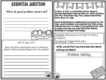 Wonders 5th Grade Interactive Journal Unit 2 BUNDLE
