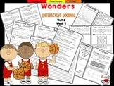 Wonders 5th Grade Interactive Journal Unit 2-Week-5