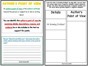 Wonders 5th Grade Interactive Journal Unit 5-Week 5