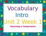 Wonders 5th Grade Vocabulary Powerpoint