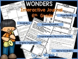 Wonders 6th Grade Interactive Journal Unit 1 -Week-1