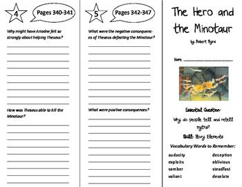 Wonders 6th Grade Unit 5 Trifolds Bundle!