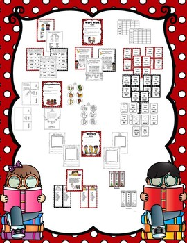 Wonders Literacy Activities for First Grade Start Smart Week 2